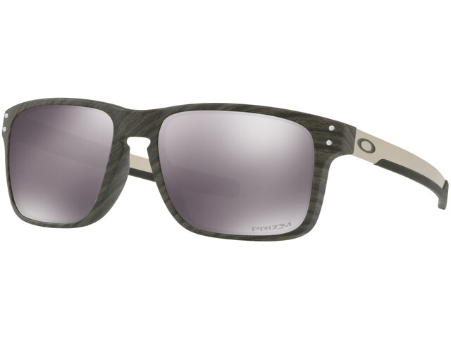 Oakley Holbrook Mix Sunglasses woodgrain/prizm black